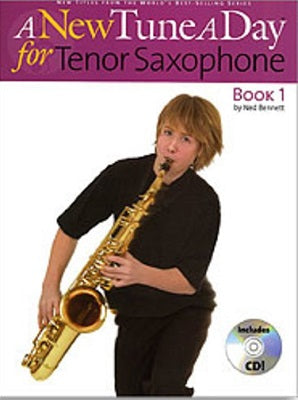 A New Tune A Day for Tenor Saxophone - Book 1