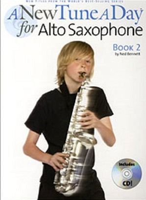 A New Tune a Day for Alto Saxophone - Book 2