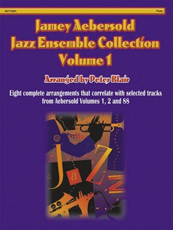 Aebersold,  Jamey  - Jazz Ensemble Collection Volume 1