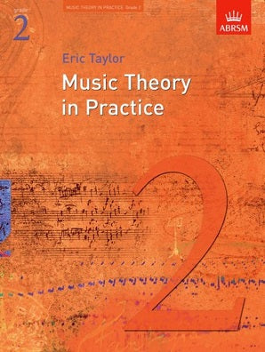 Music Theory in Practice, Grade 2- ABRSM