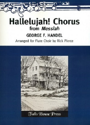 Handel, GF - Hallelujah Chorus for flute choir