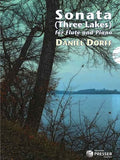 Dorff, D - Sonata (Three Lakes) For Flute and Piano