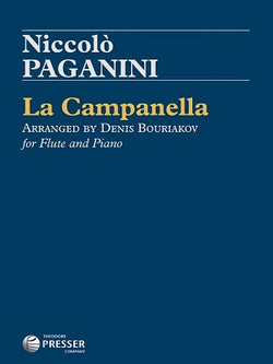 Paganini, Niccolò - La Campanella Mvt. 3 from Concerto No. 2 for Violin and Orchestra