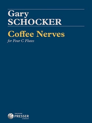 Schocker, Gary - Coffee Nerves