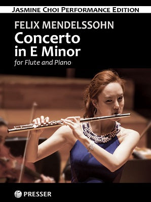 Mendelssohn/Choi - Concerto in E Minor for flute and piano