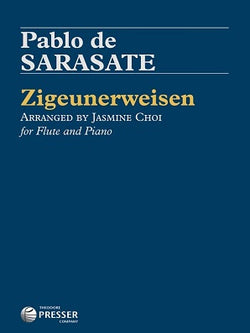 Sarasate, Pablo  - Zigeunerweisen For Flute and Piano arr Jasmine Choi