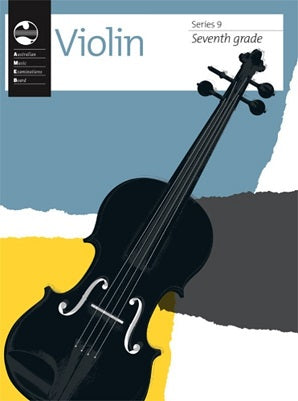 Violin Series 9 - Seventh Grade