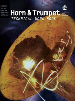Horn and Trumpet Technical Work Book