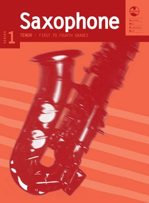 Tenor Saxophone Series 1 - First to Fourth Grades