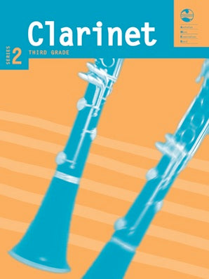 AMEB Clarinet Series 2 - Third Grade
