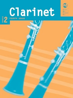 AMEB - Clarinet Series 2 - Fourth Grade