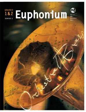 Euphonium Series 1 - Grades 1 & 2 Orchestral Brass