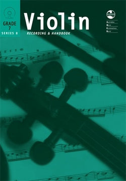 Violin Grade 6 Series 8 CD Recording & Handbook