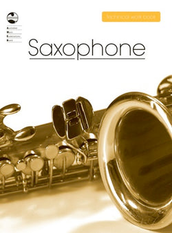 Saxophone Technical Work Book