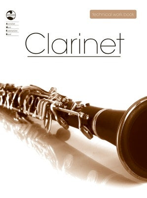 AMEB Clarinet Technical workbook