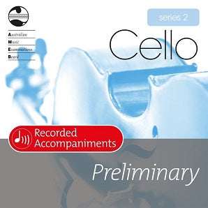 Cello Series 2 Preliminary Recorded Accompaniments