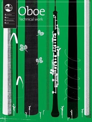 AMEB Oboe Technical Workbook (2018)