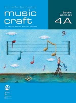 Music Craft - Student Workbook 4A