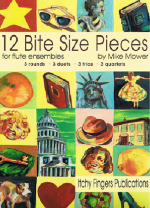 Mower, Mike - 12 Bite Size Pieces