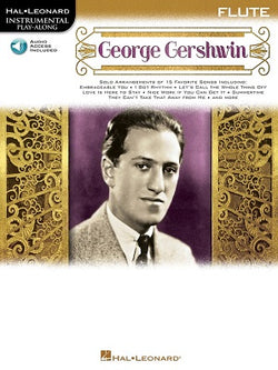 George Gershwin for Flute