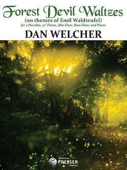 Welcher ,Dan - Forest Devil Waltzes On Themes By Emil Waldteufel