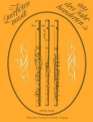 Flute Music from three Centuries edited by Immanuel Lucchesi [fl,pno]