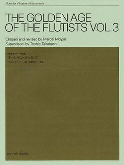 Golden Age Of The Flutists Bk 3 Revised Edition