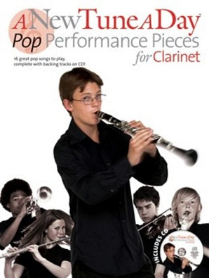 A New Tune A Day Pop Performance Pieces for Clarinet