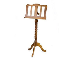 Music Stand -Spiral in Rosewood