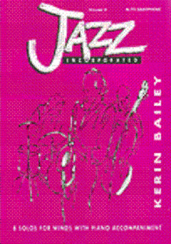 Bailey. Kerin - Jazz Incorporated Bk 2 Fl/Piano/CD