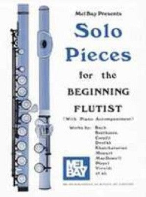 Solo Pieces for the beginning flautist BK/Audio Download
