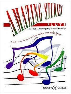 Amazing Studies for Flute
