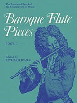 Baroque Flute Pieces, Book 2
