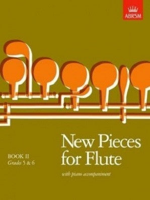 New Pieces for Flute, Book II (Grades 5-6)