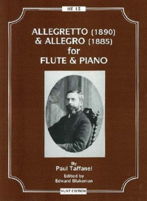 Taffanel ,Paul - Allegretto and Allegro (Hunt)