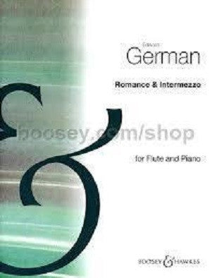 German ,Edward - Romance and Intermezzo for Flute and Piano (B&H)