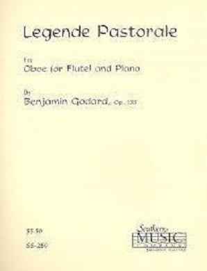 Godard- Legende Pastorale, Op. 138 Flute and Piano/Organ (Southern)
