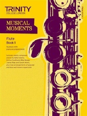 Trinity College London: Musical Moments - Flute Book 1