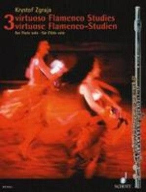 Zgraja - 3 Virtuoso Flamenco Studies (Schott)