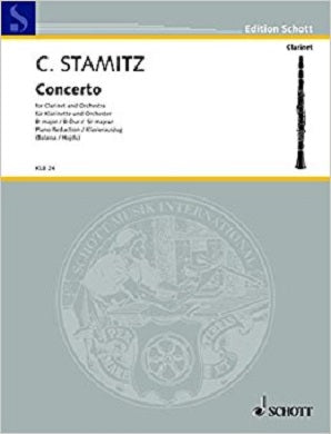 Stamitz- Concerto No. 2 Bb major
