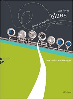 Lipsius, Fred - Playing Through The Blues