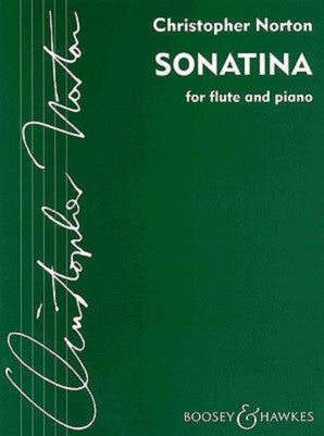 Norton - Sonatina for Flute and Piano (B&H)