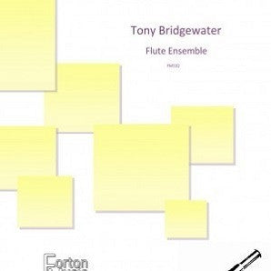 Bridgewater, Tony - Sonata for Flutes Flute Ensemble
