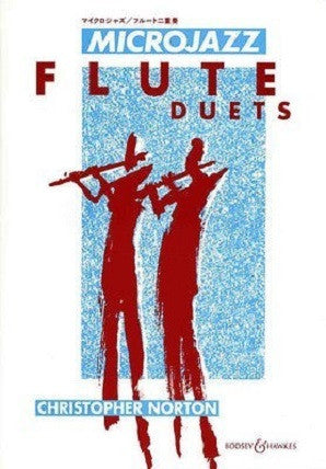 Norton -Microjazz Flute Duets 24 Pieces in Popular Styles