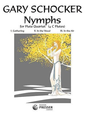Schocker - Nymphs For Flute Quartet