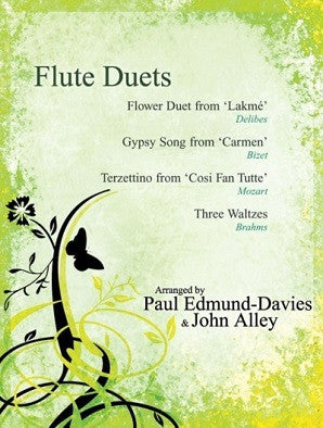 Flute Duets - Flower Duet from 'Lakme' Paul Edmund-Davies and John Alley