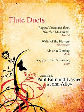 Flute Duets - Regata Veneziana Paul Edmund-Davies and John Alley