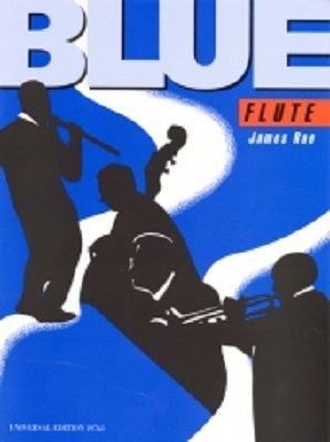Rae, James - Blue Flute  For Flute and Piano