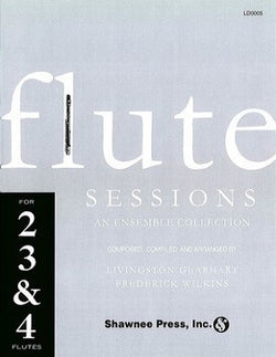 Flute Sessions for 2-4 Flutes