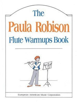 Robison, Paula - The Paula Robison Flute Warmups Book